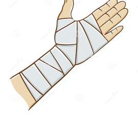 How to Splint Wrist