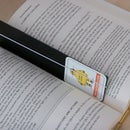 Make your own bookmark (fall-on-the-floor-proof)