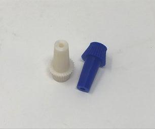3D Printed Replacement Lamp Knob