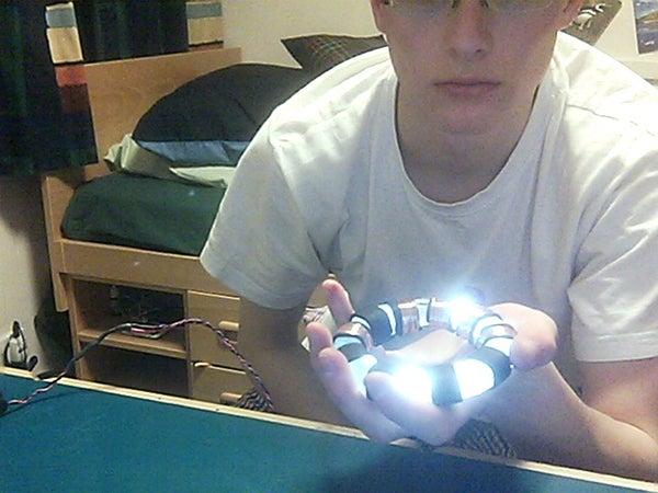 Pocket Sized Iron Man Arc Reactor