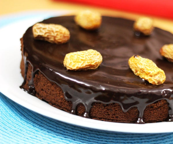 How to Make Chocolate Dates Cake - Homemade Dates Cake Recipe