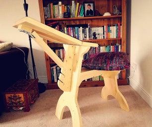 Linnaeus Laptop Chair