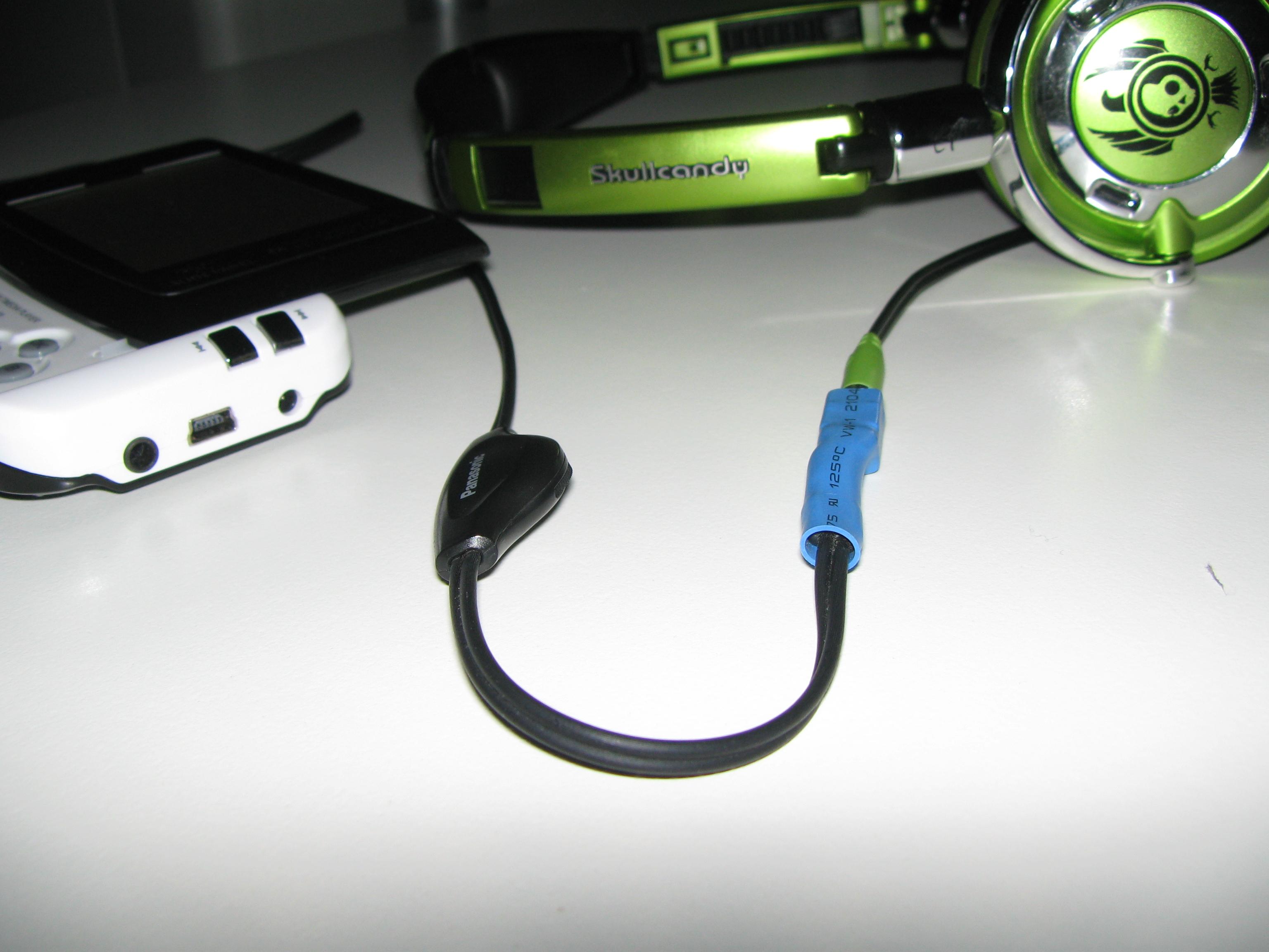 Universal Earbud/Headphone Volume Control