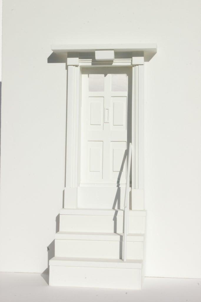 1:15 Scale Model Door