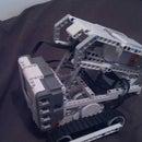 Lego NXT MLRS