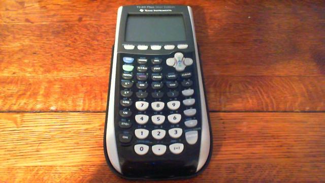 Quadratic Formula Program for TI-83, 84 Calculators