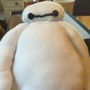 DIY Stuffed Baymax from Disney's Big Hero 6