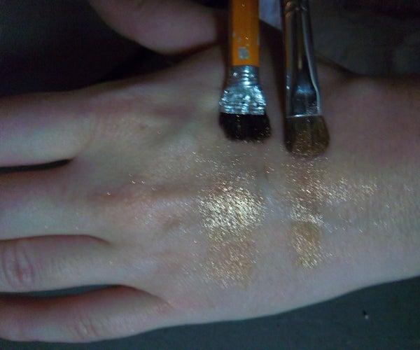 How to Make a Makeup Brush