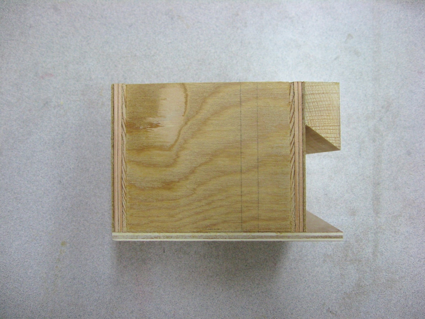 Attach Cleats to Boxes