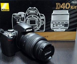 How to fix 'Press Shutter Release Button Again' error on a Nikon DSLR.