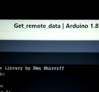 Code for Ir Remote With Arduino
