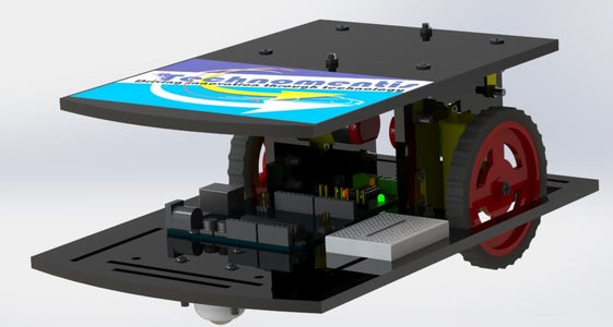 Construction of Mi-Bot