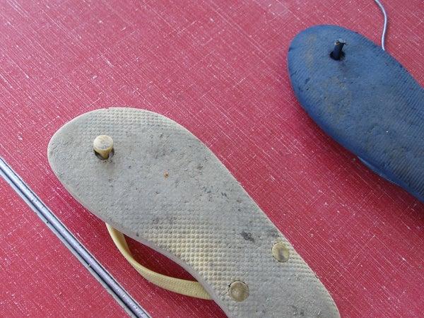 How to Fix a Flip Flop