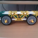 K'NEX Small, Pointless But Very Fast Racing Car