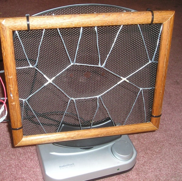 HDTV Antenna_A Radio Shack Mod
