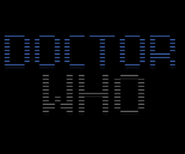Chrome Music Lab Doctor Who Theme