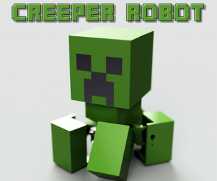 Creeper-BOT (Creeper Pet)