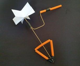 STEM Toy: Centrifugal Sprinkler