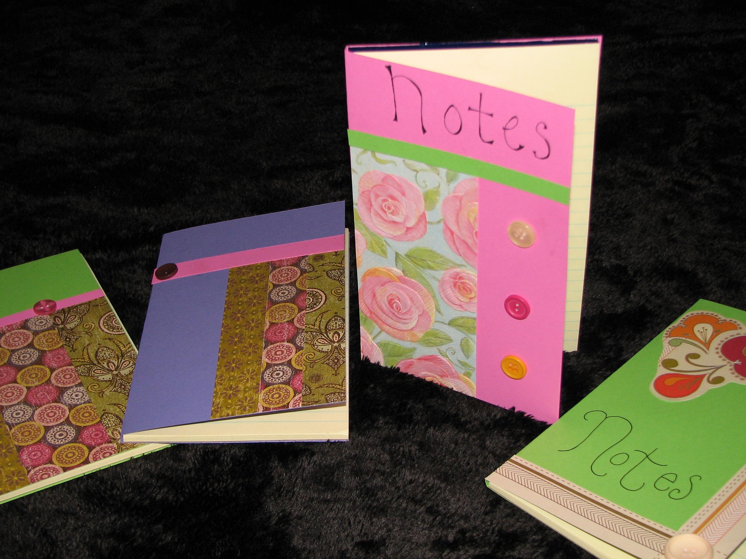 Inexpensive Notepad Gift