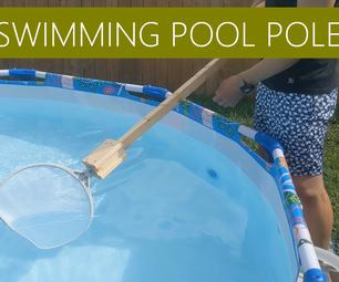 DIY Swimming Pool Pole Handle