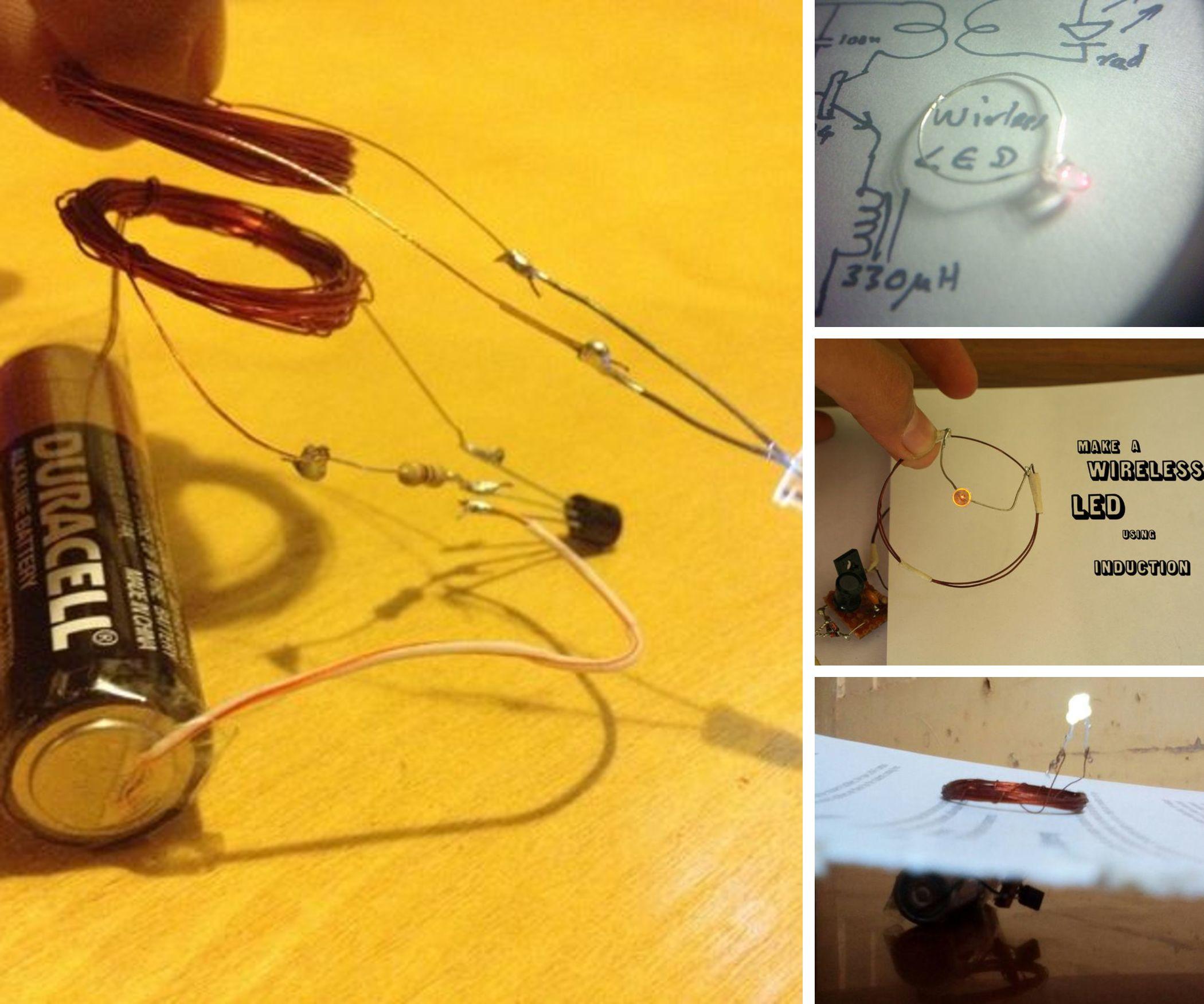 Wireless Power & Electricity Transmission