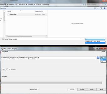 Step 3. Create Disk Image