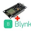 Controlling an LED Using NodeMCU WiFi Module and Blynk App