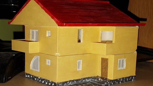 How to Make a 3D Printed House Model