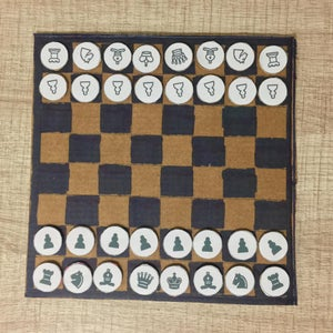Simple Chess & Checkers