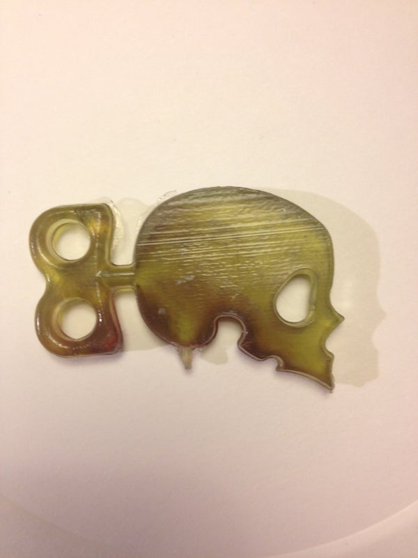 Molds Directly  From a 3d Printer to an Injection Molder