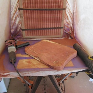 Power Carving Seats