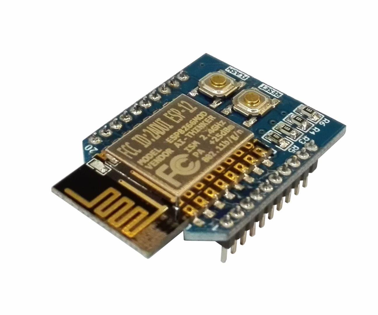 WiFiBee (ESP8266) LED blink LUA ESPlorer