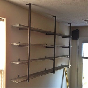 Industrial Shelving (Some Welding Required)