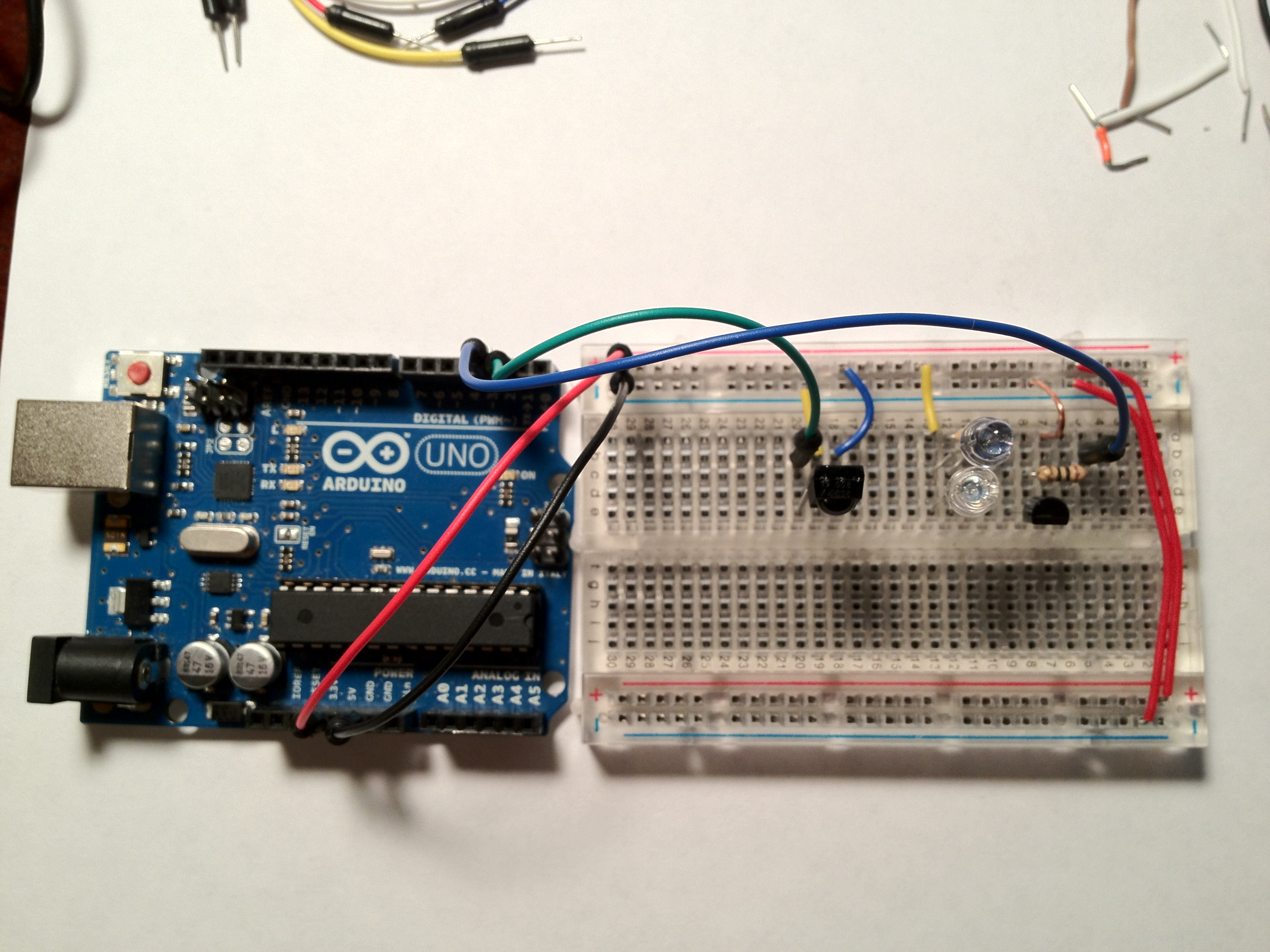 $1.50 Arduino TV Annoyer!! (Turns TVs on when you want them off)