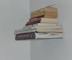 "My ""Invisible"" Book Shelf"