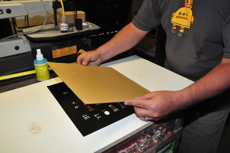 Creating the Stencil