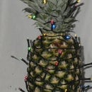The Christmas Pineapple