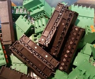 Desoldering Row Parts Easy