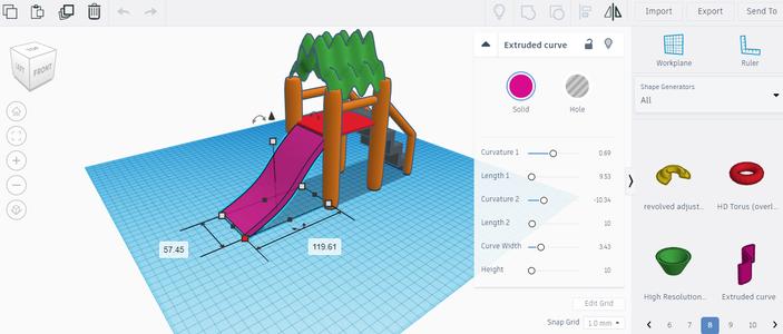Adding Slide