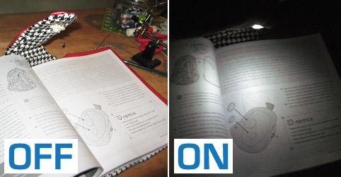 How 2.0: Make a Light-up Book Cover