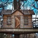 Our Reclaimed TreeHouse