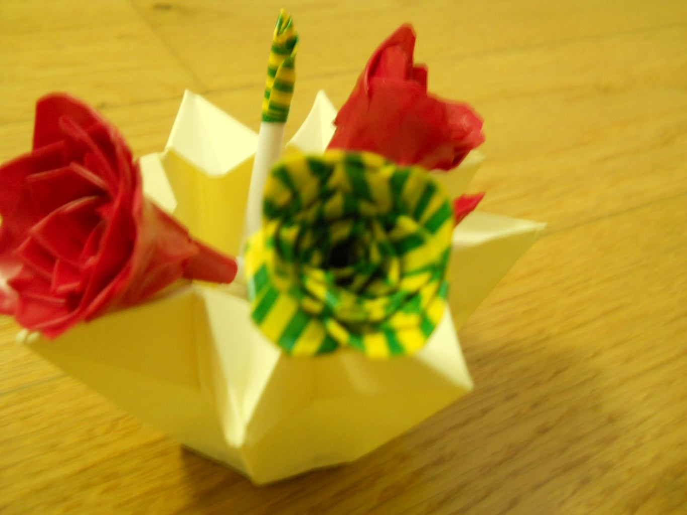 Duct Tape Roses