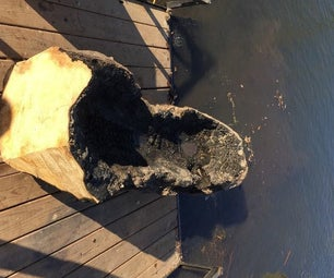 FAIL Making a Canoe With Fire