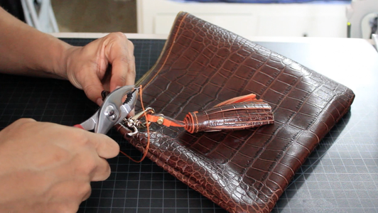 SEWING - OUTSIDE LEATHER