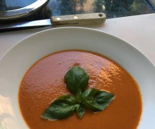 最好的番茄汤
