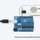 Automatic Over Head Watertank Filling System Using Arduino