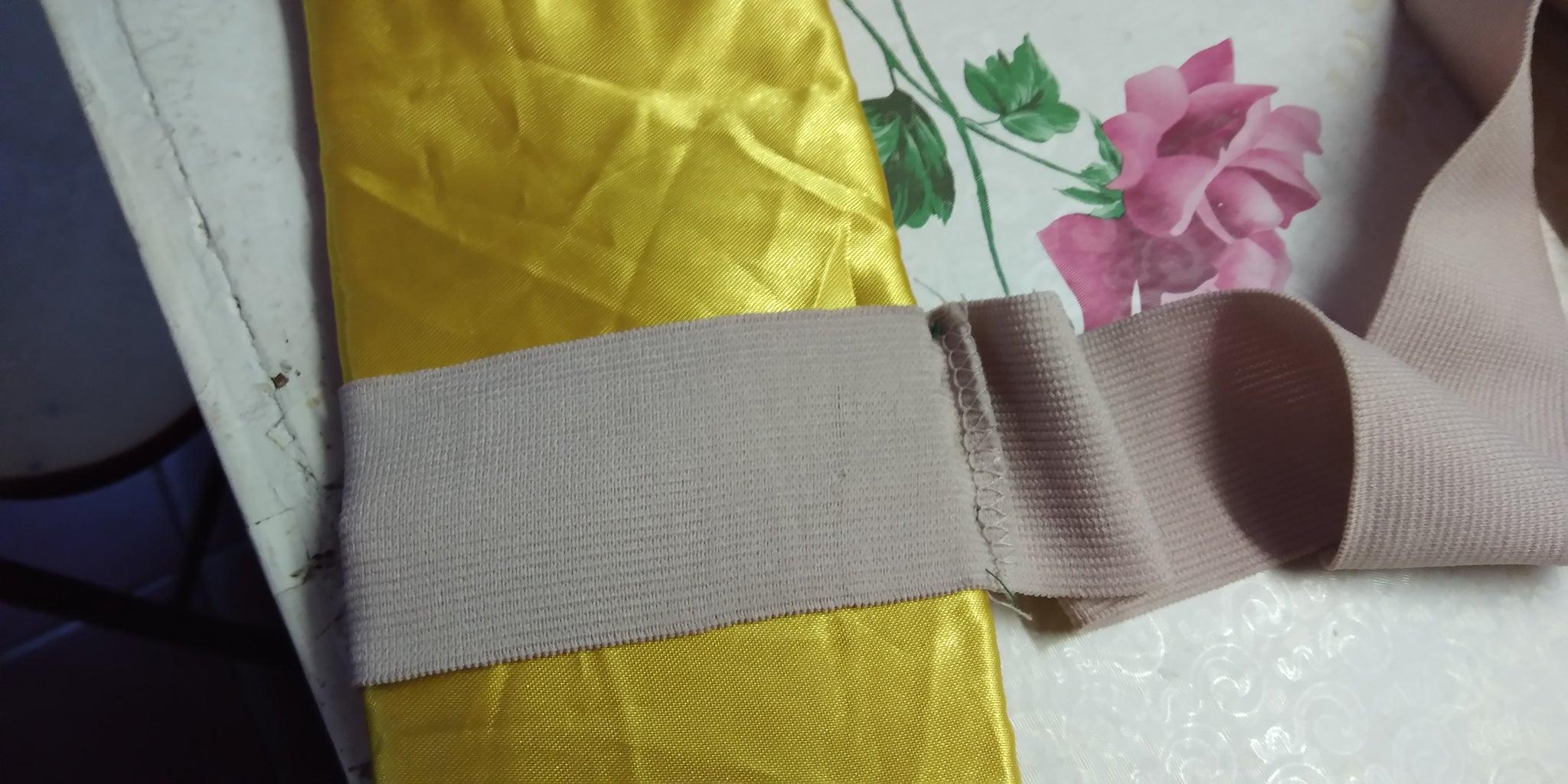 Sew Cloth and Elastic Bandage