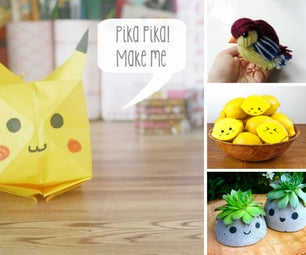 Cute Instructables! XD