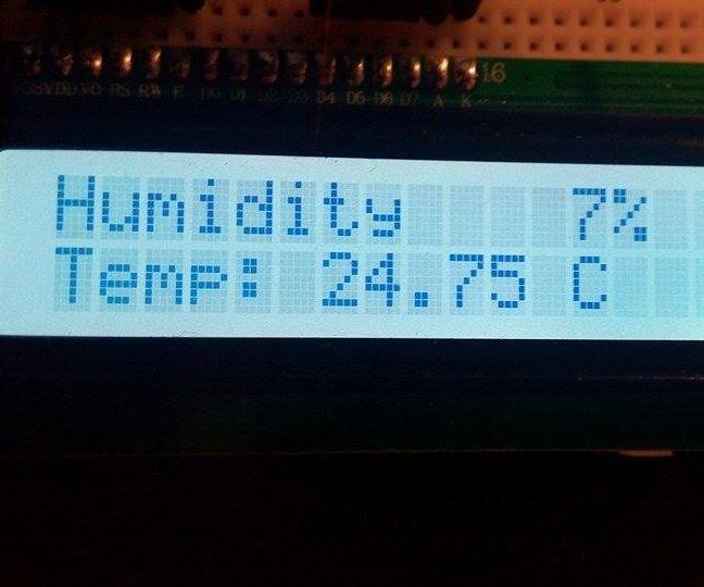 Soil Moisture Sensor (LCD, RTC, SD Logger, Temperature)