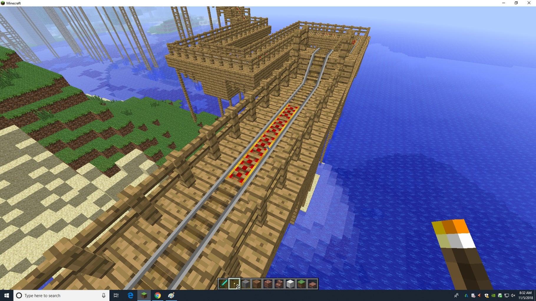 Powered Rails